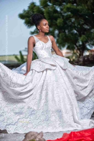 #BBNaija Anto Lecky's Gorgeous Bridal Styled Shoot | Abusalami Photography
